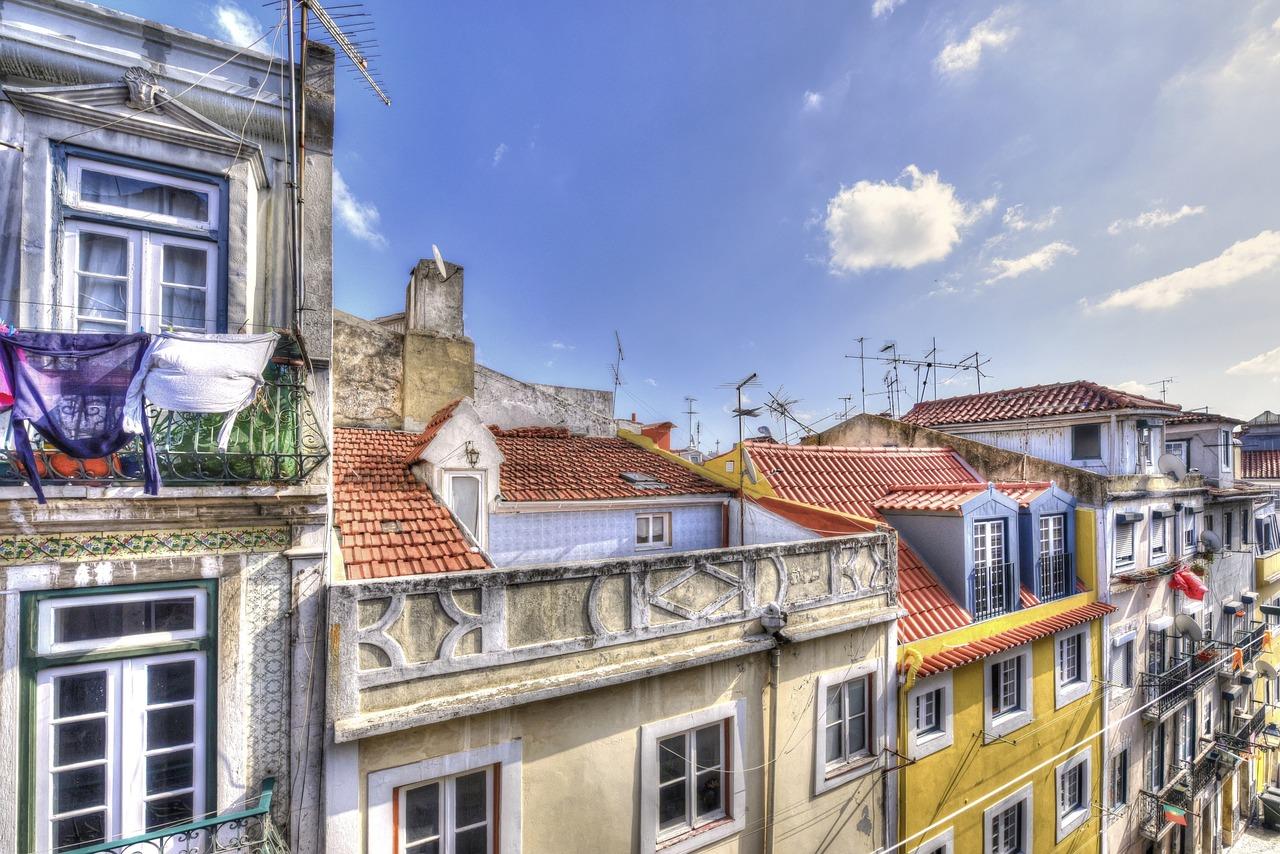 Bairro Alto - Lissabon