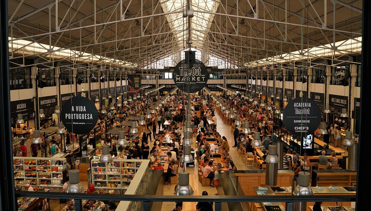 Time-Out Mercado da Ribeira - Cais do Sodré