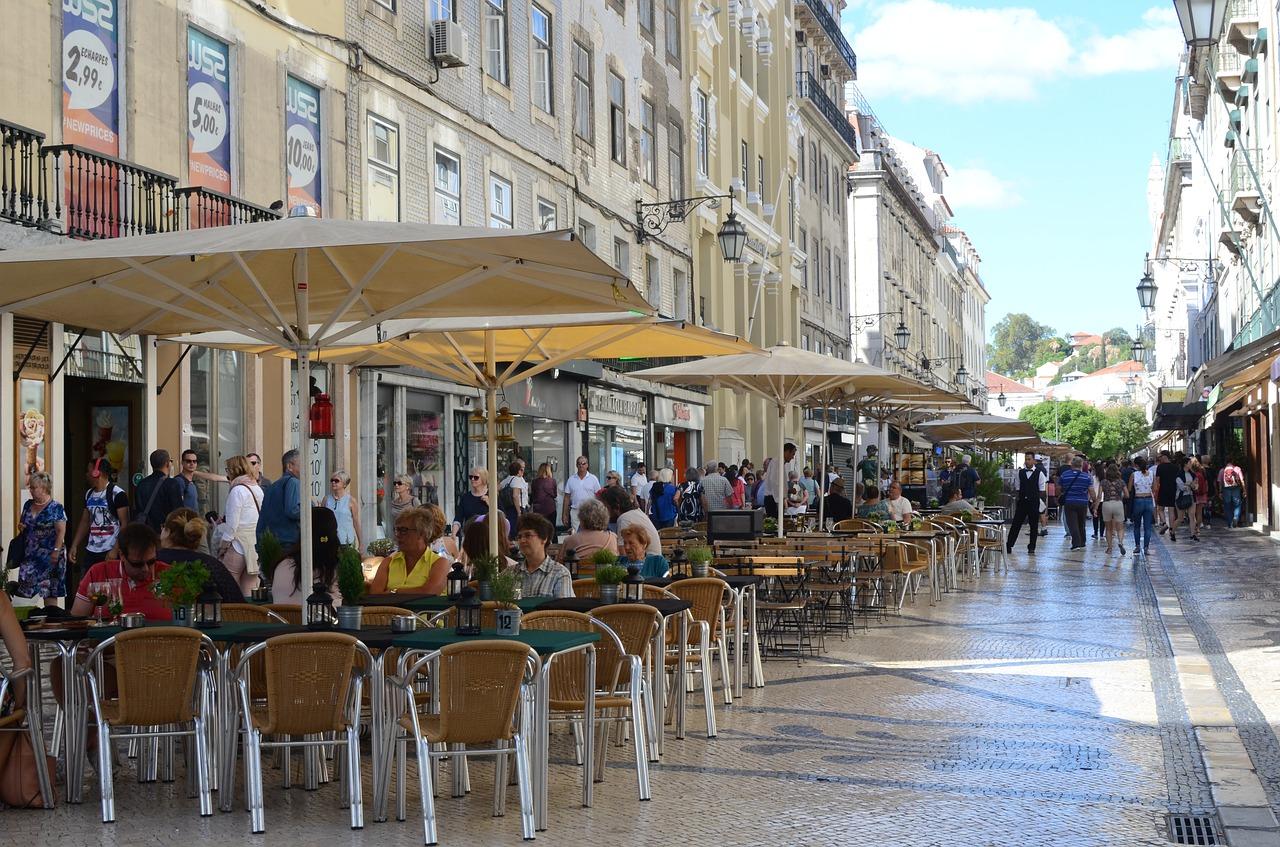 eten en drinken in Lissabon